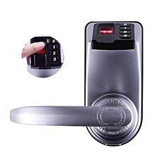 3398 Keyless Biometric Fingerprint Password | Savannah