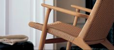 In the style of -- Hans Wegner CH25 Easy Lounge Chair. kapeldesigns.