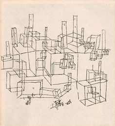 Paul Klee....  Architectural Review v.120 n.716 Sep 1956: 147