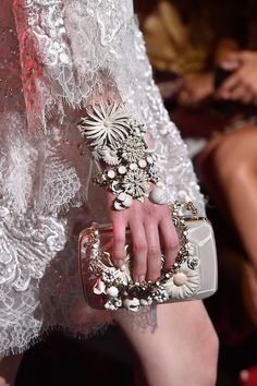 #Elie Saab Haute Couture, Fall 2014 #Details