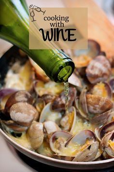 Give your meals an extra dose of flavor by learning how to cook with wine! There are many easy techniques for using wine in your favorite recipes. Find some basic tips along with 60+ delicious recipes using wine!