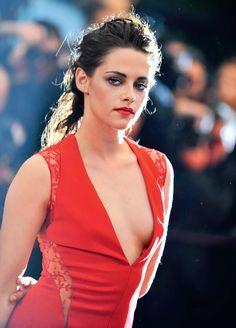 Kristen Stewart stunning at the cosmopolis premiere at the cannes film festival 2012