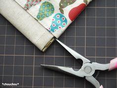 ごみポの作り方 - *chouchou* Blog Categories, Chinese New Year, Blog Entry, Sewing Crafts, Pattern, Handmade, Bags, Shopping, Coin Purse Tutorial