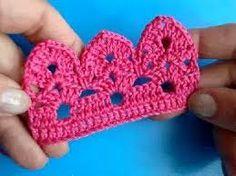 Image result for crochet peacock edgings