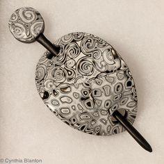 Cynthia Blanton Studio: A showcase of shawl pins