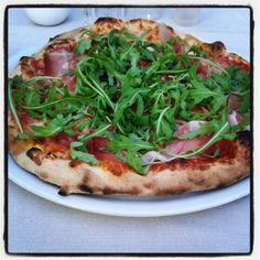 Pizza.. italian people do it better