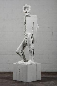 Thomas Houseago | Xavier Hufkens