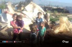 الجيش اللبناني يهدم خيم #اللاجئين_السوريين  في رياق بالبقاع في #لبنان ويأمرهم بالرحيل #أورينت #سوريا