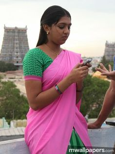 Lakshmi Menon new unseened photo - homely look photo All Indian Actress, Indian Actress Photos, Indian Actresses, Hd Photos, Girl Photos, Bhavana Actress, Lakshmi Menon, Red Sari, Tamil Girls