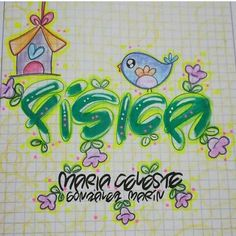 List of attractive segundo periodo marcado ideas and photos Decorate Notebook, Binder Covers, My Notebook, Stencils, Bullet Journal, Notes, Lettering, Drawings, Naruto