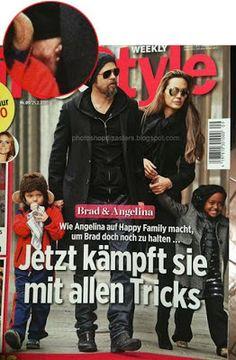 photoshop fail couvertures de magazines brad pitt Photoshop #Fail spécial couvertures de magazines Zac Efron top modèle stars Rachel Bil...