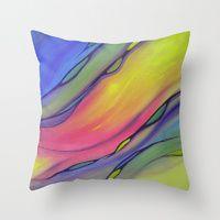 Throw Pillows by Jeannette Stutzman   Society6