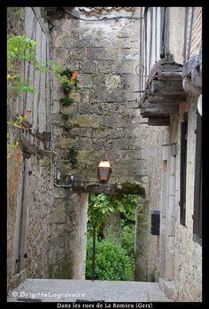 A La Romieu, il y a la Collégiale et le cloître, mais aussi un charmant village 3/8 | Flickr - Photo Sharing!