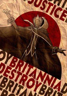Code Geass cuando la tirania es ley , la revolucion es orden