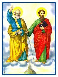 Resultado de imagem para imagens de são paulo apostolo