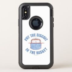 Biscuit Basket (hockey) OtterBox Defender iPhone X Case - light gifts template style unique special diy