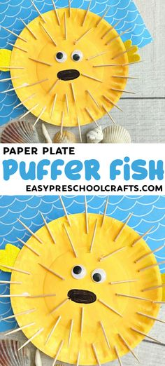 15 Best Fish Crafts Preschool Images Infant Crafts Rainbow Fish