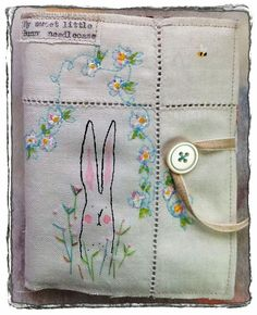 needle case by Hens Teeth