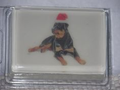 ROTWEILLER  DOG Soap  Handmade Soap  by SCENTSOFHUMORCANDLES, $6.00
