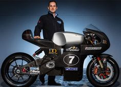 Sarolea SP7 with Robert Wilson