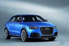 carros Audi RS7 e Q3 RS estreia em 2013, e veiculos Audi RS7 e Q3 RS estreia em 2013