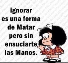 I love Mafalda Quotes To Live By, Me Quotes, Funny Quotes, Frida Quotes, Mafalda Quotes, Quotes En Espanol, Spanish Quotes, Wise Words, Favorite Quotes