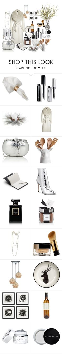 """""""Just Like Royals Do"""" by stephanie-heelvetica on Polyvore featuring Bobbi Brown Cosmetics, Sentaler, Jeffrey Levinson, Bellroy, ALDO, Chanel, FREDS at Barneys New York, Eichholtz and Frontgate"""