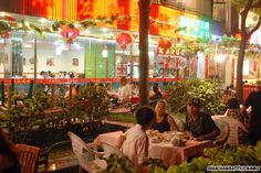 An education in Shanghai street food