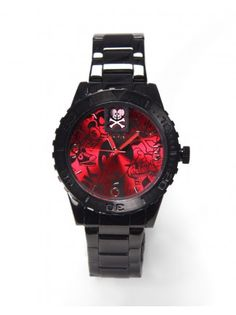 Classico Red Watch $200  #tokidokiholiday