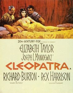 CLEOPATRA'' PREMIERED ON THIS DATE IN 1963   PDX RETRO