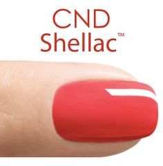 All I'm going to say is this:  Once you go SHELLAC nails..you'll never go back.  I'm in total heaven now!