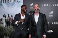 WGN America 'Underground' World Premiere