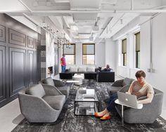 Oficinas de LinkedIn en Nueva York por IA