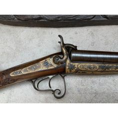 Fusil De Chasse Type Lefaucheux - armes a feu Display, Shotgun, Fire, Guns, Floor Space, Billboard