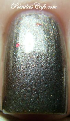 Hebridean Sprite Beauty Phoenix Ashes - Close-up Manicures, Nails, Cosmetic Items, Cruelty Free, Close Up, Phoenix, Swatch, Beauty Products, Nail Polish