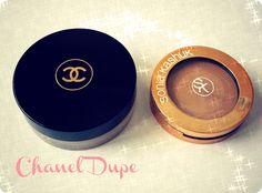 Beauty Guide 101: Chanel Soleil Tan De Chanel Bronze Universel Dupe/Review Vs Sonia K. in warm tan