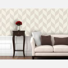 Chevron 4'5x2'2 Plaster, $40, now featured on Fab.