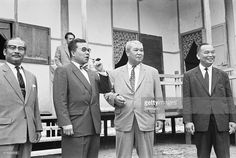 Three Princes Announce Laos Agreement. Khang Khay, Laos: The three rival princes of Laos announced, June 11, the formation of a coalition government that would unite the Communist, neutralist, and right-wing factions under neutralist Prince Souvanna Phouma as premier. Prince Boun Oum, the figurehead premier in the current right-wing government, was left out of the new regime, but General Phoumi Nosavan, the military chief who put him in power, will become a vice premier along with…
