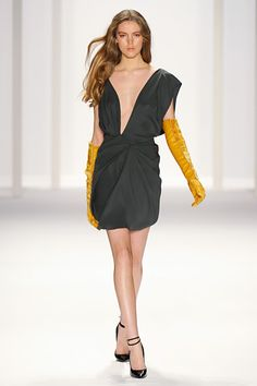 Love this collection!  J. Mendel Fall 2012