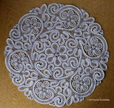 Фотографии Irish Crochet Patterns, Bobbin Lace Patterns, Crochet Motif, Soutache Pattern, Romanian Lace, Lace Tattoo, Lacemaking, Unique Crochet, Point Lace