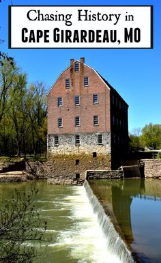 Chasing history in Cape Girardeau County is a great way to spend a weekend. The historic buildings and sites are well-preserved, making Cape Girardeau a fantastic stop for history buffs.