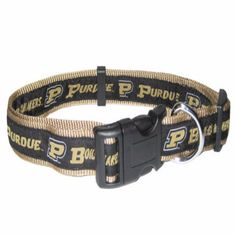 "-""Purdue University Dog Collar"""