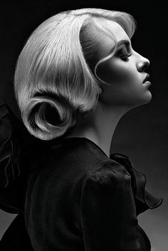 Hair today 03 by Georgi Petkov / part 1 on Makeup Arts Served