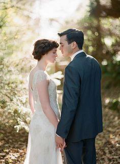 Woodland wedding | Paula O'Hara Photography