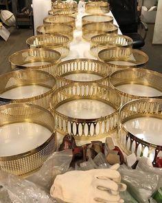 Wiener Werkstätte Flush Mount / Wall Lamp Restaurant, Lighting Design, Table Lamp, Ceiling Lights, Candles, Interiordesign, Interiors, Wall, Light Design
