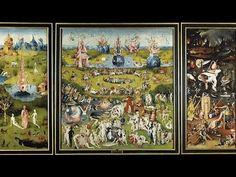 Mirar un cuadro 'El jardín de las delicias de El Bosco' comentado por Alberti - YouTube