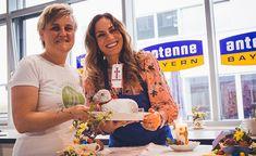 Traditionell gibt's bei vielen an Ostersonntag den Osterlamm-Kuchen und ebenfalls traditionell ist er bei fast allen staubtrocken! Dieses Jahr garantiert nicht! Silvia Schlögel, Landwirtin und Kochlehrerin, hat hier das Geheimrezept für Sie!
