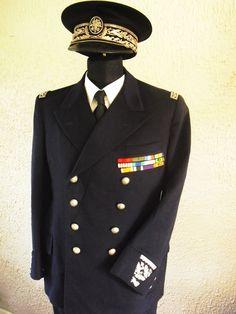 Uniforme des préfets du Ministère de l'Intérieur français en 1933 / 1933 French Interior Ministry prefects' service dress uniform.
