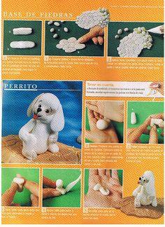 Decoracion de Tortas Infantiles - BienVenidas n 06 - Lilicka Amancio - Web-albumi Picasa