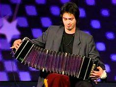 Bandoneón: Diego Gutierrez en Talento Argentino 2011